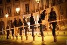 Sentinelles place Vendôme